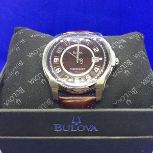 Men's Bulova watch in box